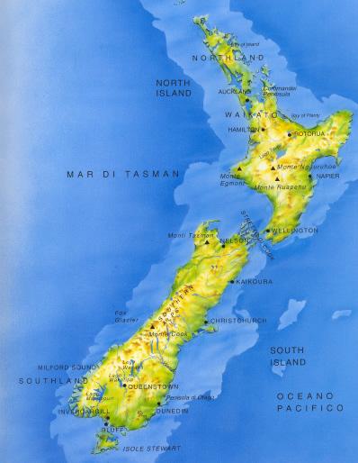Cartina Geografica Della Nuova Zelanda.Il Chakram Di Xena By Xandrella